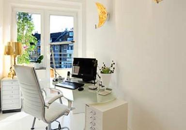 Umbau und Einrichtung Büroetage